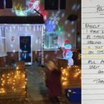 """เพื่อนบ้านร่อนจดหมาย """"ขอร้องแบบสุภาพ"""" หยุดแต่งบ้านรับคริสต์มาสได้แล้ว มัน """"ไร้รสนิยม"""" สิ้นดี"""