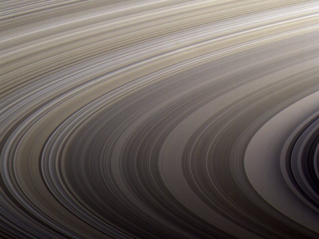 """นี่คือภาพถ่ายของ """"ดาวเสาร์"""" ที่ที่ถ่ายไว้ด้วยยาน """"แคสซีนี"""" ก่อนที่มันจะถูกสั่งให้ """"ทำลายตัวเอง"""""""