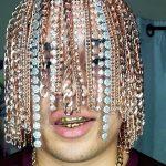 """""""แฟชั่นใหม่"""" Dan Sur แร็ปเปอร์เม็กซิกัน ทำ """"ผมทอง"""" เต็มหัว"""